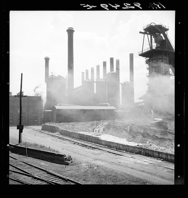 Sloss-Sheffield Steel and Iron Company. Birmingham, Alabama
