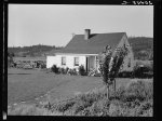 Washington, Cowlitz County. Longview. Home on Longview homestead project (Farm Security Administration)