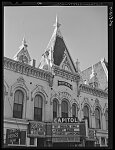 The Capitol Theatre. Frankfort, Kentucky