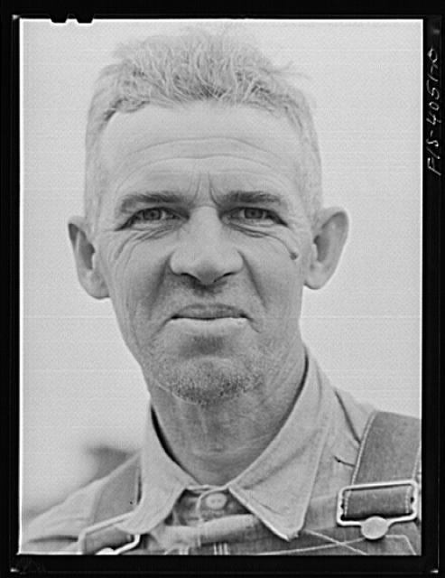 Knox County, Tennessee (Tennessee Valley Authority (TVA)). Elmer Butter, farmer