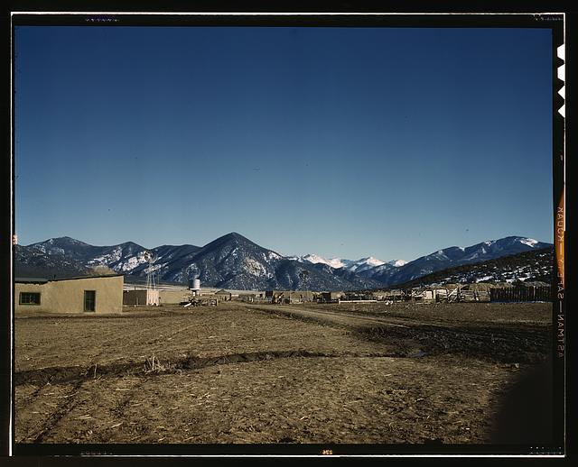 Questa vicinity, New Mexico