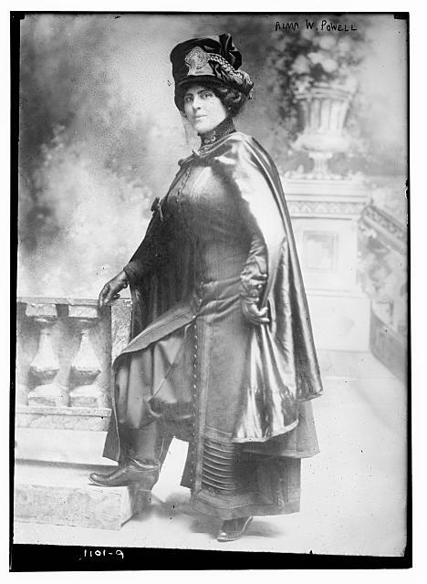 Alma W. Powell
