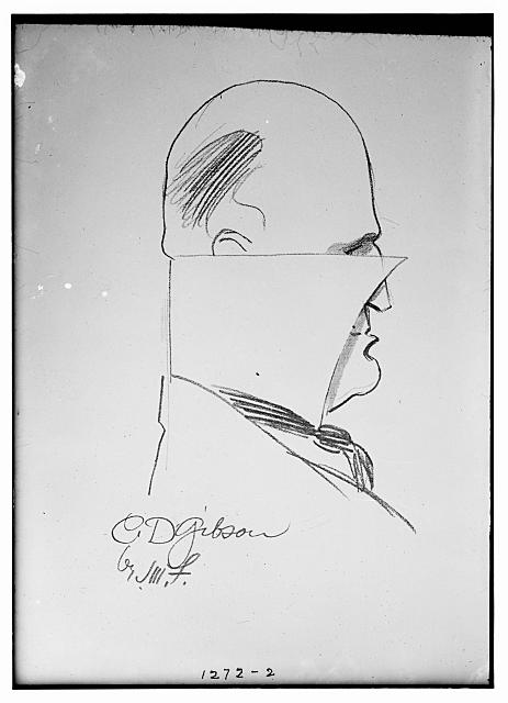 C.D. Gibson (caricature) J.M. Flagg