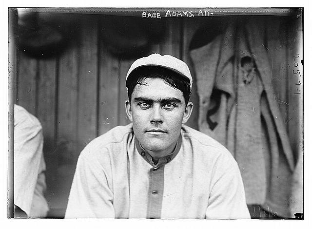 [Babe Adams, Pittsburgh, NL (baseball)]