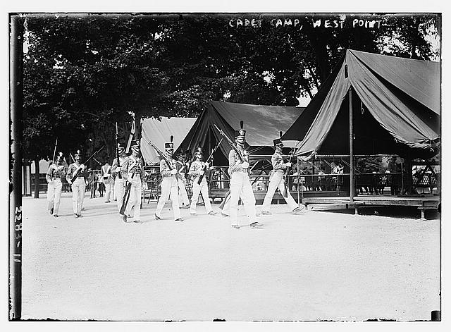 Cadet Camp, West Point