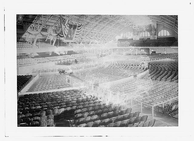 Interior, Colliseum, Chicago