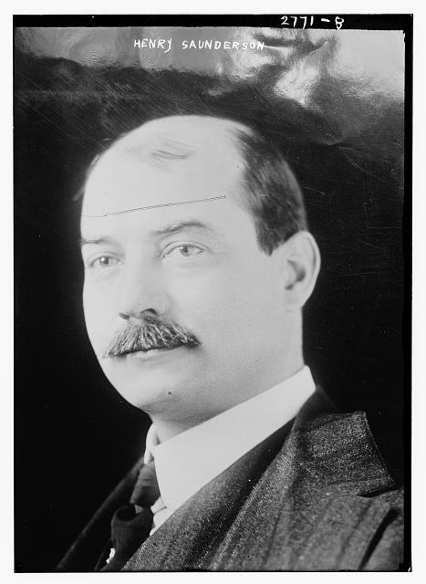 Henry Saunderson