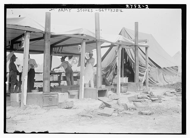 Army Stoves - Gettysburg
