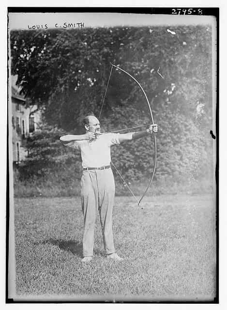 Louis C. Smith - archery