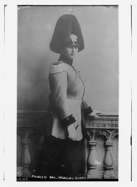 Princess Aug. Wilhelm, Germany