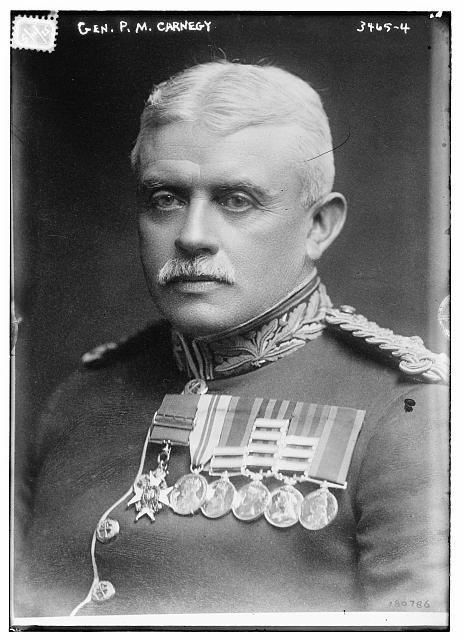 Gen. P.M. Carnegy