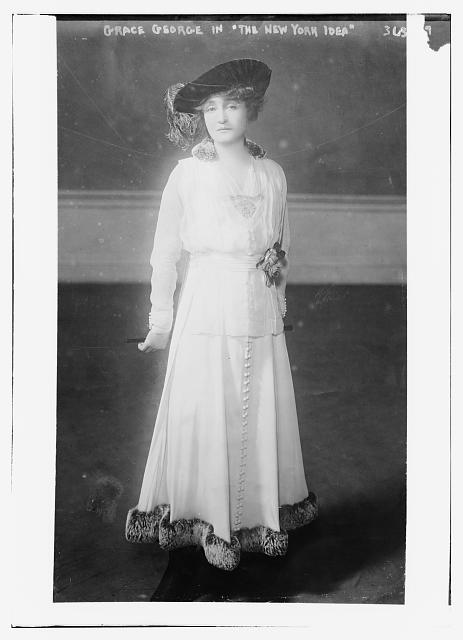 "Grace George in ""The New York Idea"""