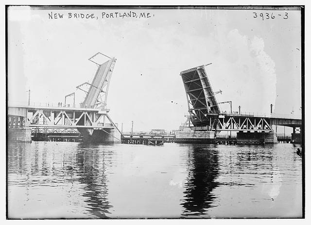New Bridge, Portland, Me.