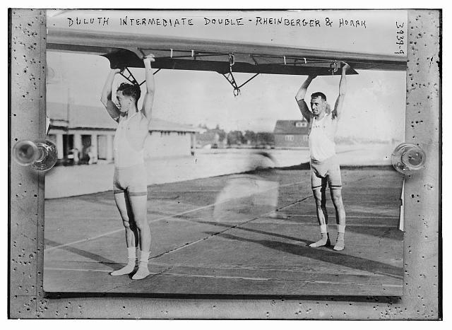 Duluth Intermed. Double -- Rheinberger & Horak