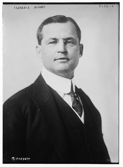 Clarence Moore