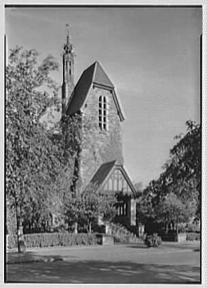 Forest Hills, New York. Church in the Gardens