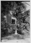 "Mrs. L. Havemeyer, ""Grassmere"", residence in Rhinebeck, New York. South facade, detail"