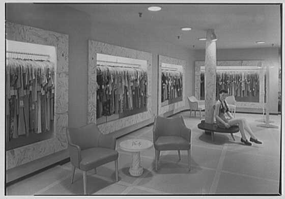 Pat Darling, business at 311 N. Howard St., Baltimore, Maryland. General view, 2nd floor IV