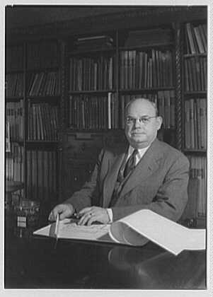 Fellheimer & Wagner, 155 E. 42nd St., New York City. Portrait of Mr. Steward Wagner