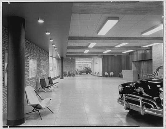 Crystal Motors, business at 5901 Bay Parkway, Brooklyn, New York. Interior IV