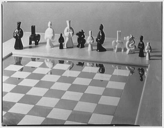 Dr. E. Shapiro, 304 Hillside Ave., Nutley, New Jersey. Chessmen II
