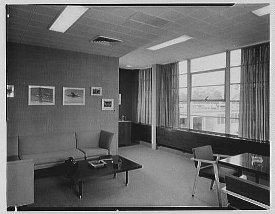 Fairchild Aircraft Corporation, Bayshore, Long Island, New York. Newbold office III