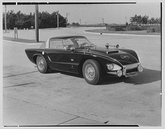 Raymond Loewy Corporation. Jaguar I