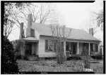 Helen Keller House, 300 West North Commons, Tuscumbia, Colbert County, AL