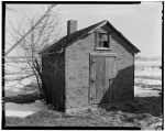 Frank Chyle, Jr. Milkhouse, Main Street, Protivin, Howard County, IA