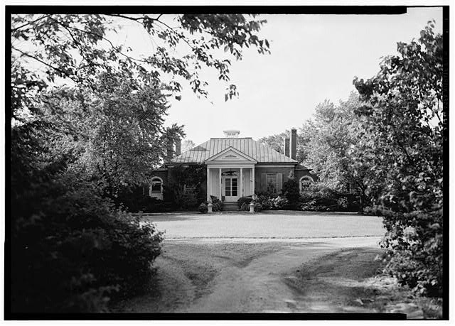 2.  Historic American Buildings Survey Lester Jones, Photographer May 26, 1940 VIEW FROM SOUTHEAST - Ridgeway, 4095 Massey Avenue, Saint Matthews, Jefferson County, KY