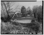 Morse Near Bridge, Spanning North Branch of Pentwater River, Pentwater, Oceana County, MI