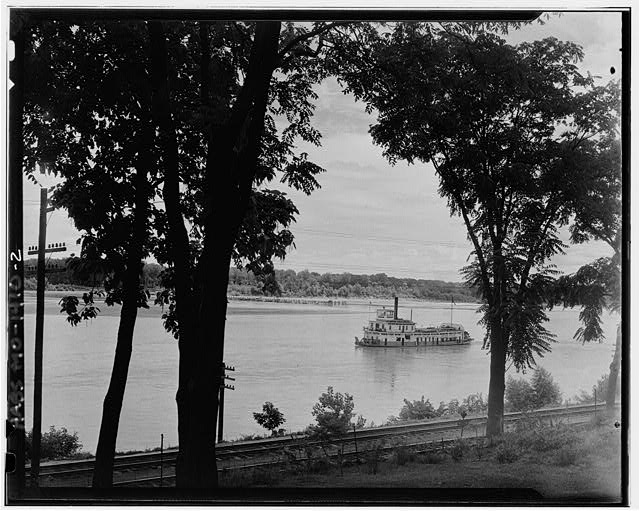 2.  LEVEE AND STEAMBOAT undated - Town of Washington, Washington, Franklin County, MO