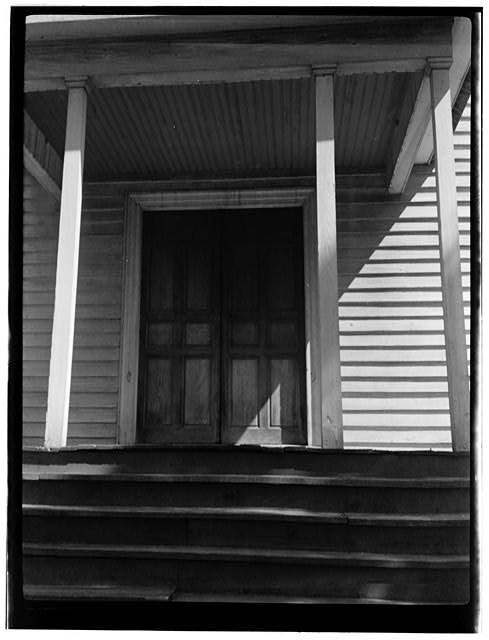 2.  Historic American Buildings Survey, Delos H. Smith, Photographer DETAILS. - St. John's Episcopal Church, State Route 1329, Williamsboro, Vance County, NC