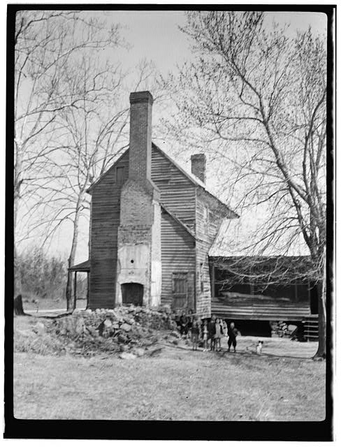 1.  Historic American Buildings Survey. - House, Williamsboro, Vance County, NC