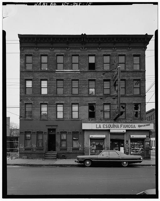 15.  BUILDINGS AT 349-51 MONTGOMERY - Montgomery Gateway East, One & Two, Montgomery & Monmouth Street, Jersey City, Hudson County, NJ