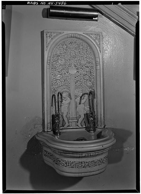 23.  Historic American Buildings Survey, May 1966, DRINKING FOUNTAIN. - Metropolitan Opera House, 1423 Broadway, New York County, NY