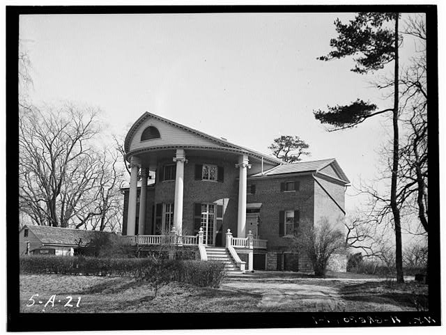 1.  Historic American Buildings Survey, Norman R. Sturgis, Photographer, April 1934, VIEW FROM SOUTHWEST. - Old Turtle House, Post Road, Greenport Center, Columbia County, NY