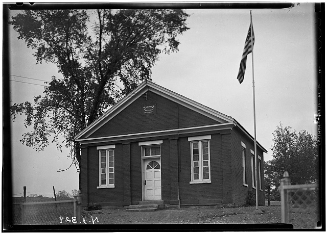 - District School Number 1, North Greenbush Road, Troy, Rensselaer County, NY