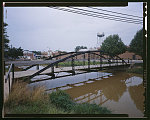 Blackhoof Street Bridge, Spanning Miami-Erie Canal, New Bremen, Auglaize County, OH