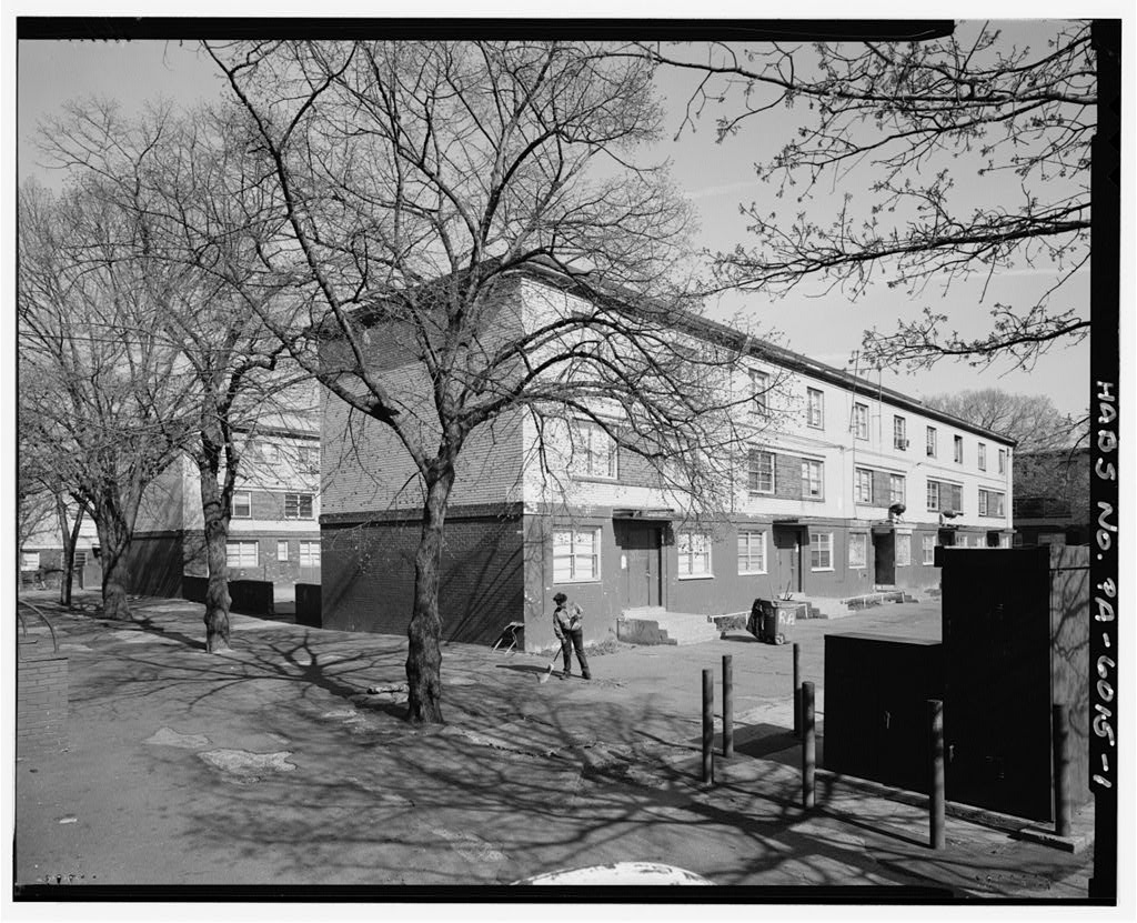 Richard allen homes housing projects