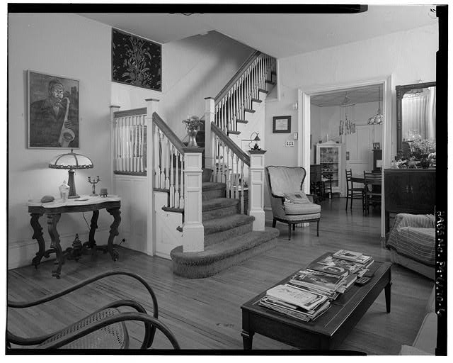 6. Living room - John Coltrane House, 1511 North Thirty-third Street, Philadelphia, Philadelphia County, PA
