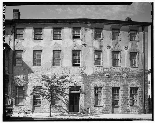 2.  139 AND 137 CHURCH STREET (RIGHT AND LEFT RESPECTIVELY), EAST (FRONT) ELEVATIONS - 137-139 Church Street (Residential Buildings), Charleston, Charleston County, SC
