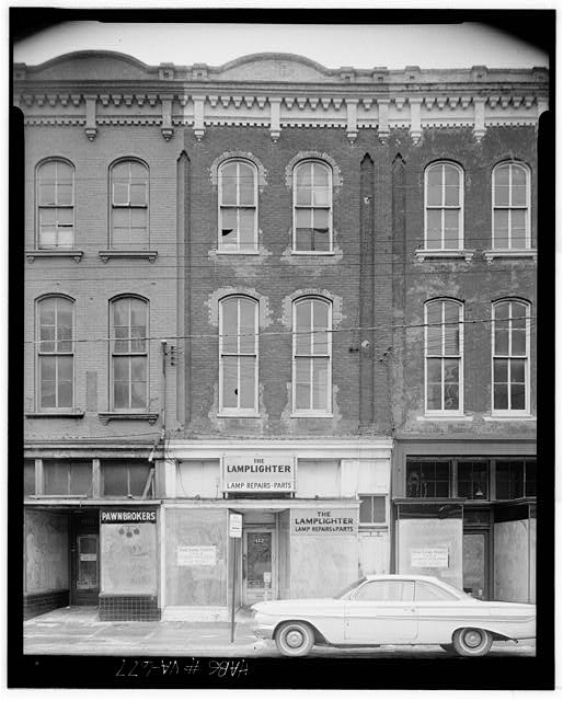 - Appich Buildings, 408-414 King Street, Alexandria, Independent City, VA