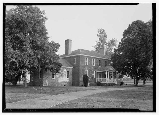 - Ditchley, State Route 607, Ditchley, Northumberland County, VA