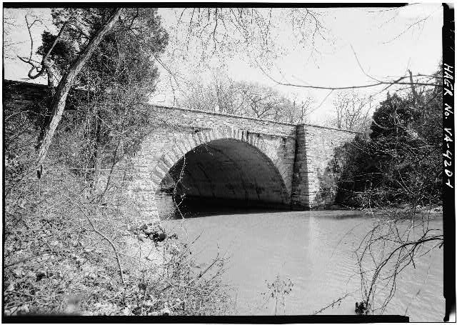 1.  EAST ELEVATION. - Mount Vernon Memorial Highway, Little Hunting Creek Bridge, 8.6 Miles South of I-95, Mount Vernon, Fairfax County, VA