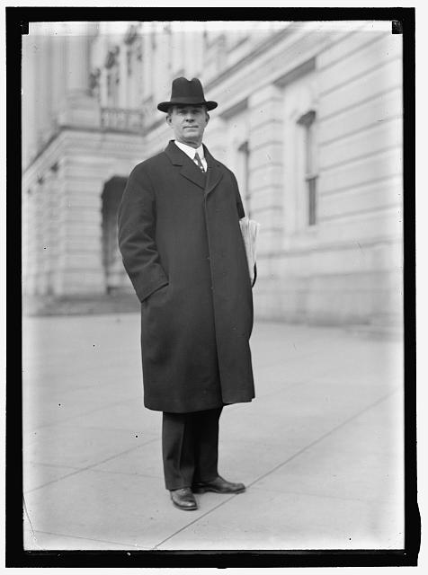 HENRY, ROBERT LEE. REP. FROM TEXAS, 1897-1917