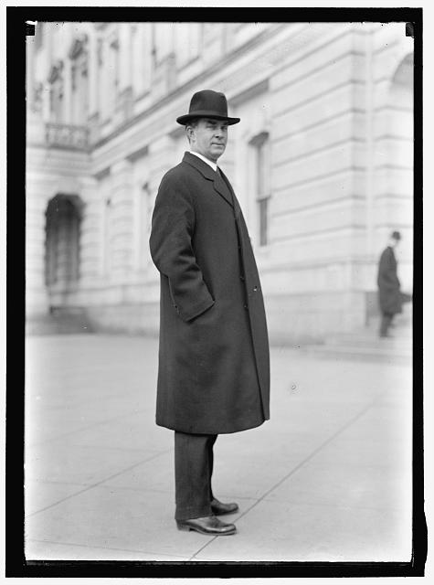[HENRY, ROBERT LEE. REP. FROM TEXAS, 1897-1917]