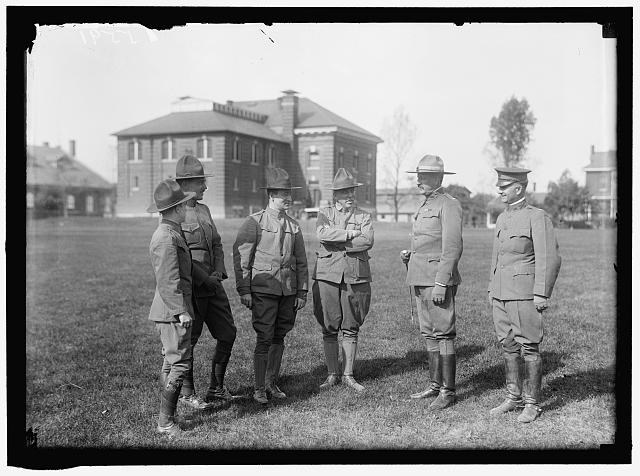 [PLATTSBURG. RESERVE OFFICERS TRAINING CAMP]