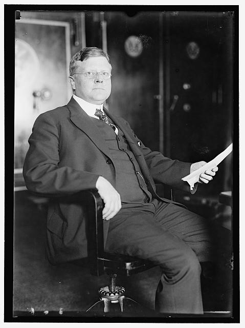 KINDEL, GEORGE JOHN. REP. FROM COLORADO, 1913-1915