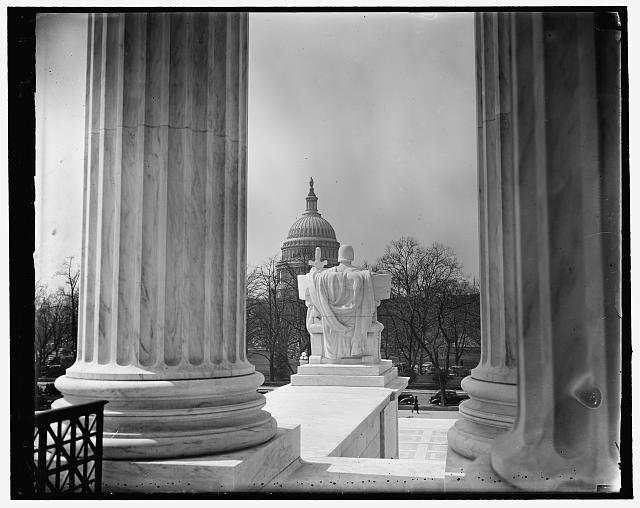 Capitol from Supreme Court, 3/37